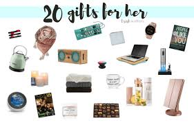 Some Unique Gift Ideas For Her