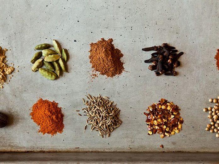 Ten Spices That Improve Health