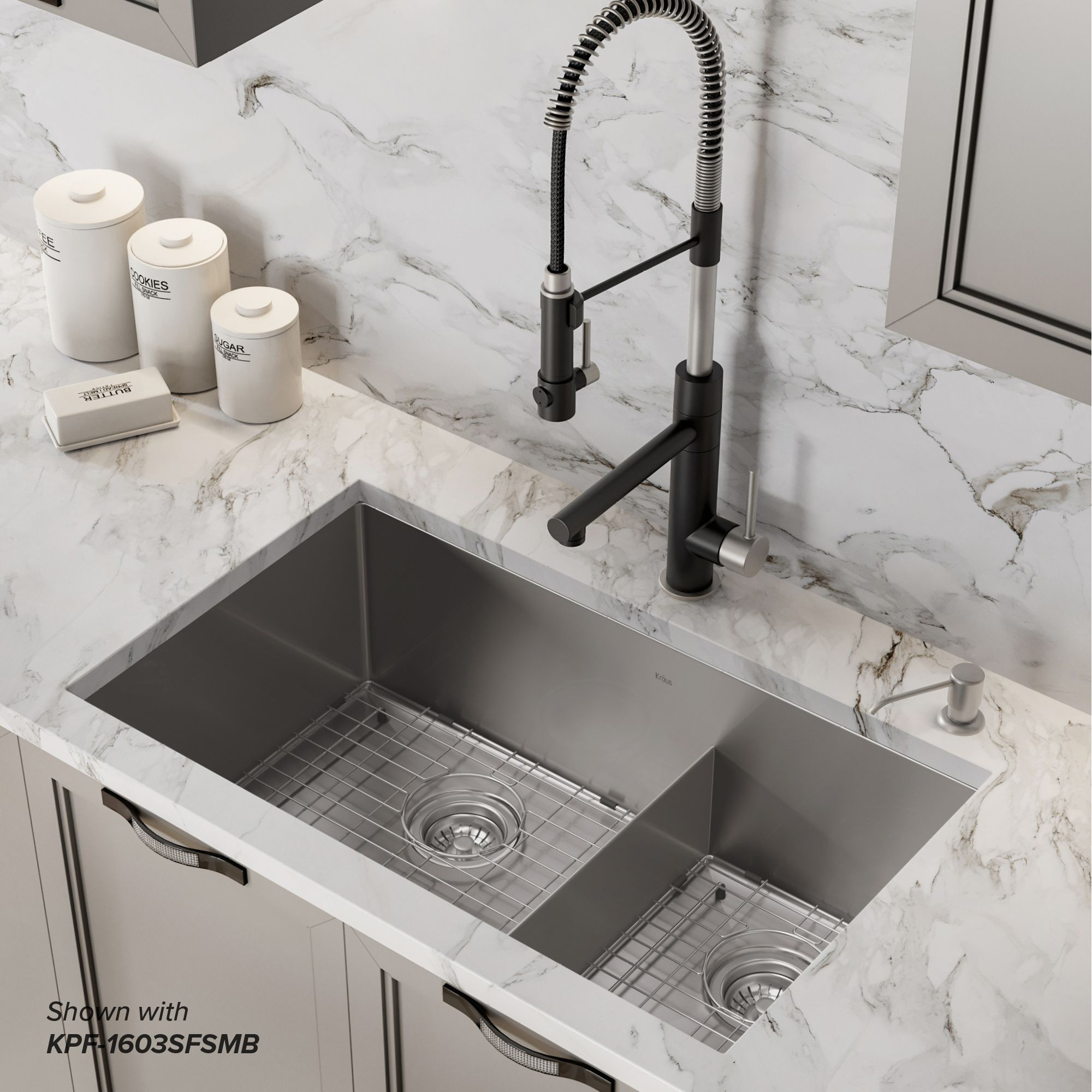 Creating And Caring For Storage Space Under Kitchen Sink