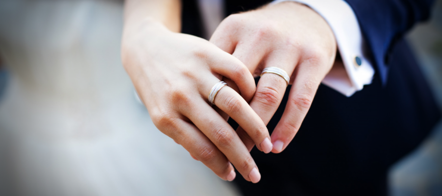 Top 4 Tips For Finding The Perfect Wedding Band