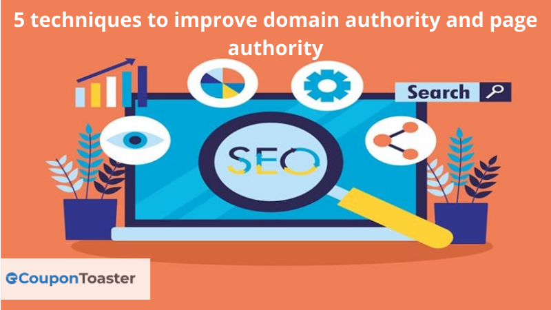 How To Improve Domain Authority And Page Authority