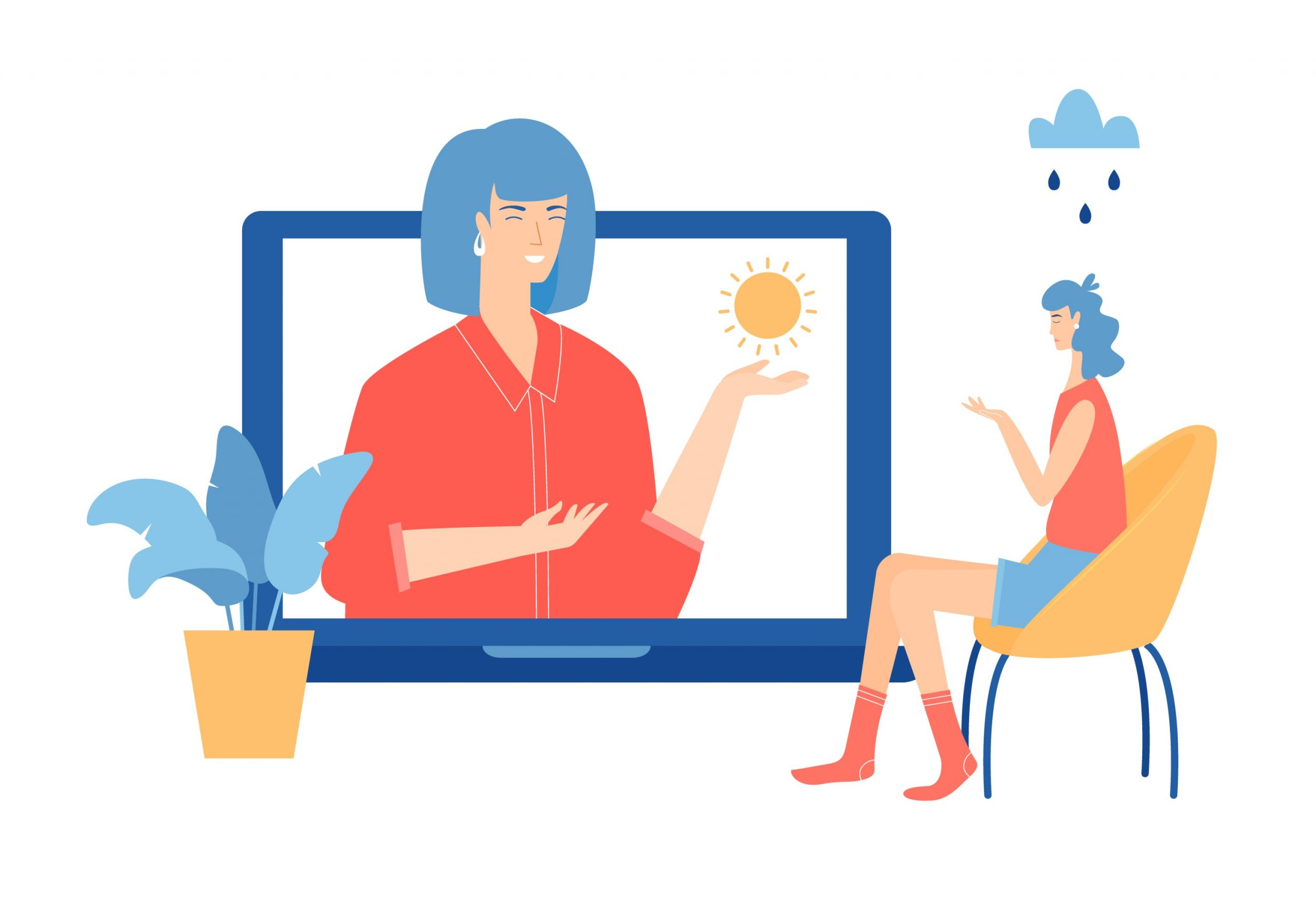 Trends On Online Therapy – Will It Grow?