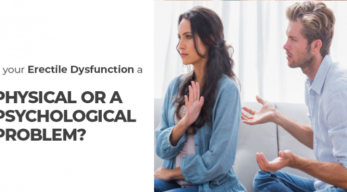 erectile dysfunction a physical or a psychological problem?