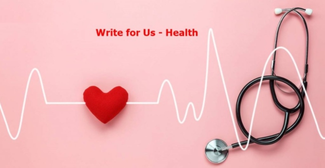 Health & Fitness Write For Us