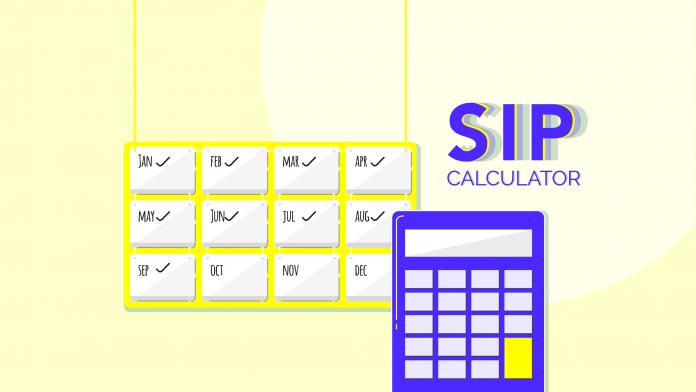 sip calculator benefits