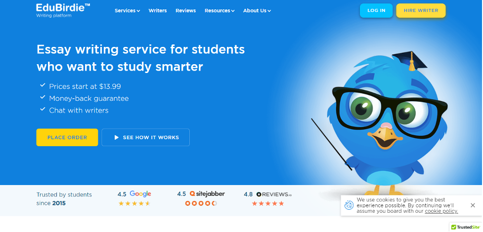 The Best Edubirdie Review 2021 By Experts