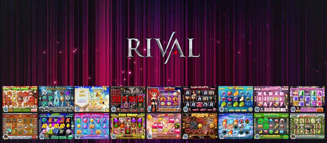 What Are Some Of The Signature Rival Slots?