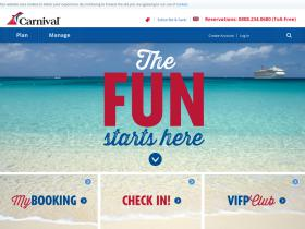 Carnival Discount Code