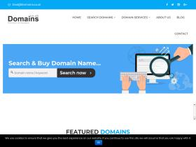 Domains Discount Code