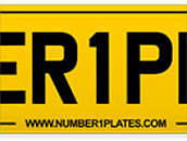 Number1Plates discount code
