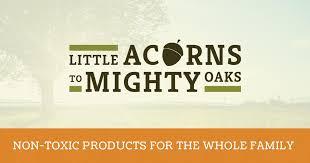 Little Acorns To Mighty Oaks Discount Code