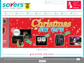 Savers Discount Code