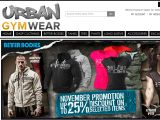 Urban Gym Wear discount code