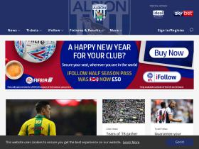 West Bromwich Albion Discount Code