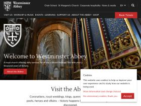 Westminster Abbey Discount Code